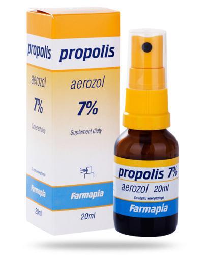Propolis 7% aerozol 20 ml