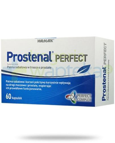 Prostenal Perfect 60 kapsułek  whited-out