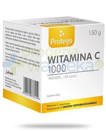 Protego witamina C 1000 proszek 150 g
