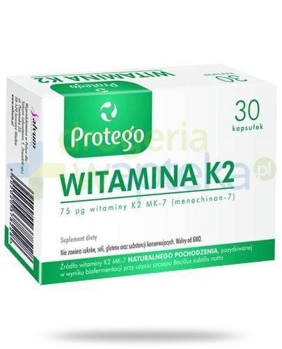 Protego witamina K2 MK-7 75μg 30 kapsułek
