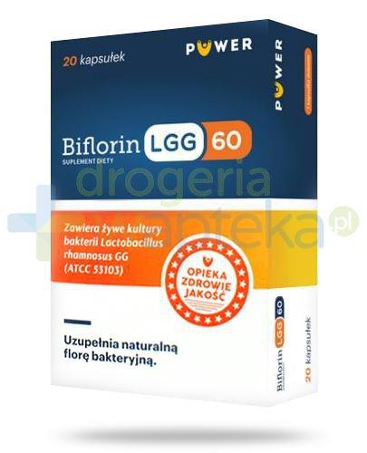 Puwer Biflorin LGG 60 20 kapsułek
