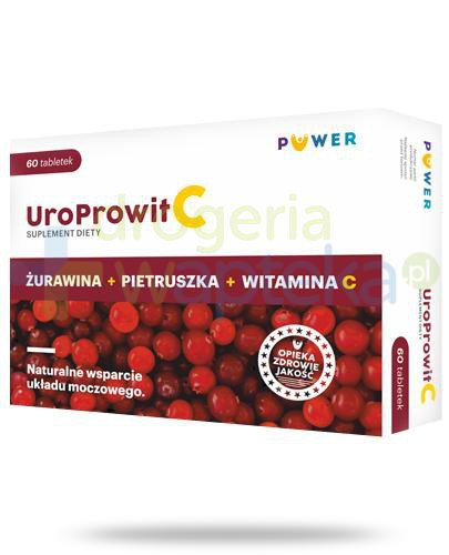 Puwer UroProwit C 60 tabletek