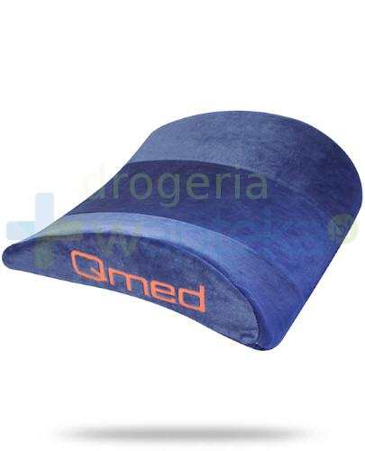 Qmed Lumbar Support Pillow poduszka lędźwiowa 1 sztuka  whited-out