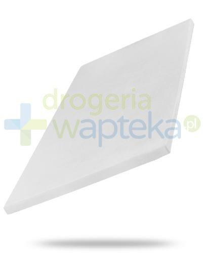 Qmed Memory Mattress profilowany materac nawierzchniowy 1 sztuka  whited-out