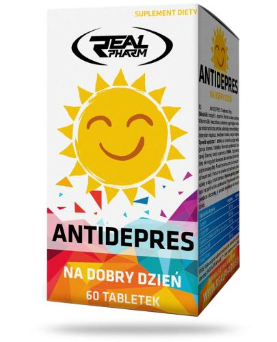 Real Pharm AntiDepres 60 tabletek