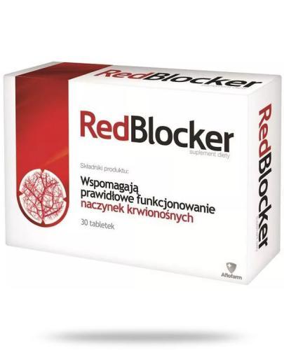 RedBlocker 30 tabletek