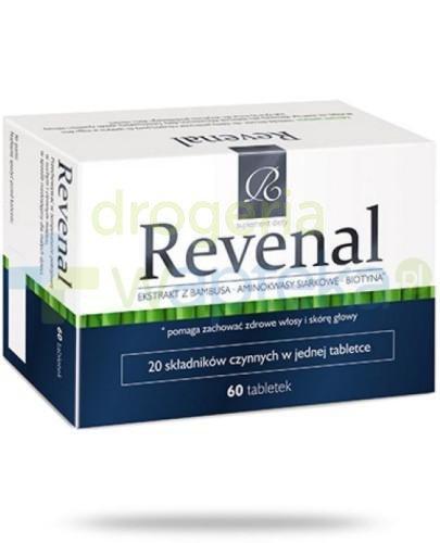 Revenal 60 tabletek