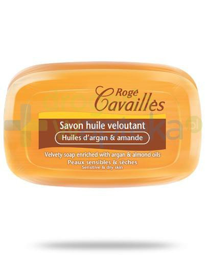 Roge Cavailles aksamitne mydło 115 g
