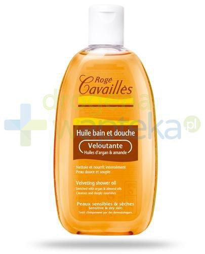 Roge Cavailles aksamitny olejek arganowy ze słodkich migałów 250 ml  whited-out