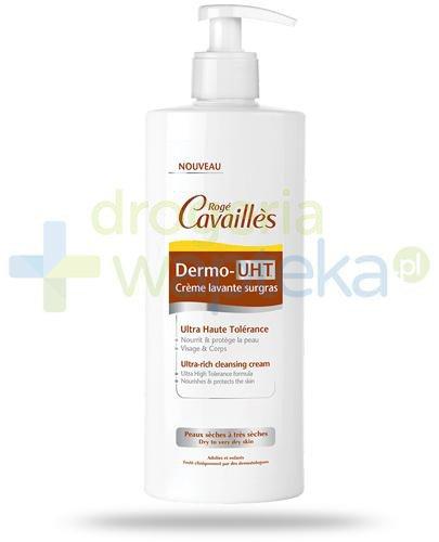 Roge Cavailles Dermo UHT ultrabogaty krem myjący 500 ml