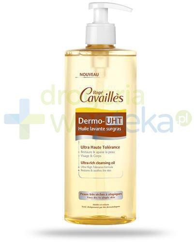 Roge Cavailles Dermo UHT ultrabogaty olejek myjący 500 ml