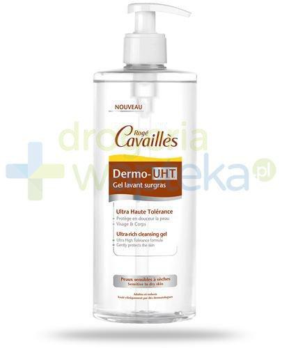 Roge Cavailles Dermo UHT ultrabogaty żel myjący 500 ml