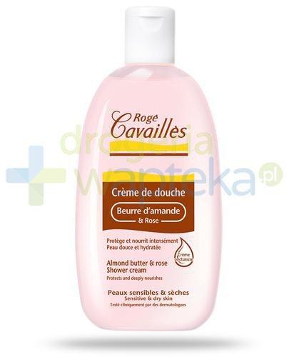 Roge Cavailles krem z masłem migdałowym i różą 250 ml