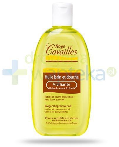 Roge Cavailles orzeźwiający olejek sezamowo cytrusowy 250 ml