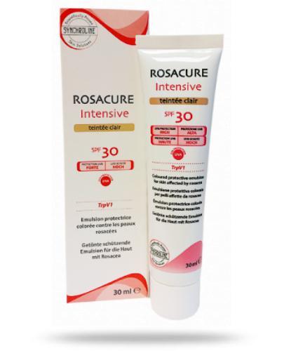 Synchroline Rosacure Intensive emulsja ochronna koloryzująca SPF30 30 ml