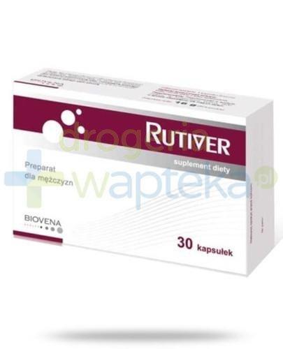 Rutiver preparat dla mężczyzn 30 kapsułek