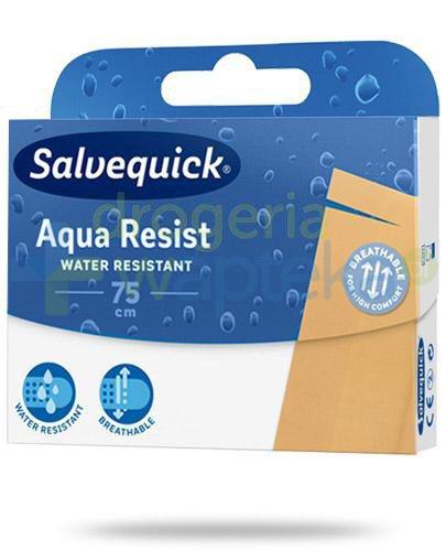 Salvequick Aqua Resist plaster 75cm x 6cm 1 sztuka