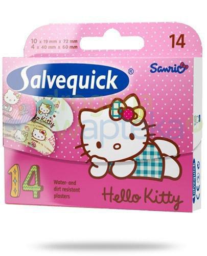Salvequick Hello Kitty plastry 14 sztuk