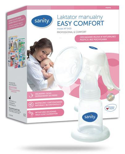 Sanity Easy Comfort laktator manualny AP 5419 1 sztuka