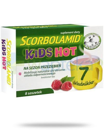 Scorbolamid Kids Hot 8 saszetek