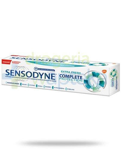 Sensodyne Complete Protection Extra Fresh pasta na nadwrażliwość - 75 ml