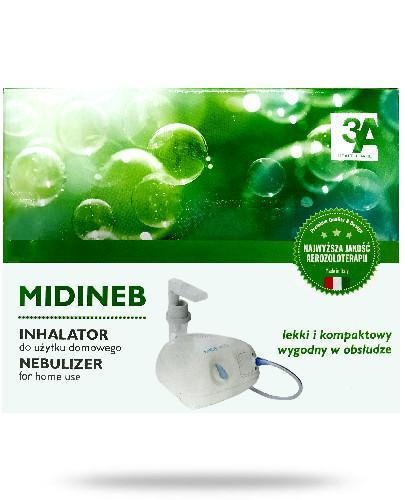 Soho MidiNeb inhalator sprężarkowy 1 sztuka
