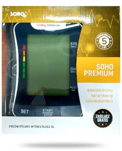 Soho Premium ciśnieniomierz automatyczny naramienny 1 sztuka
