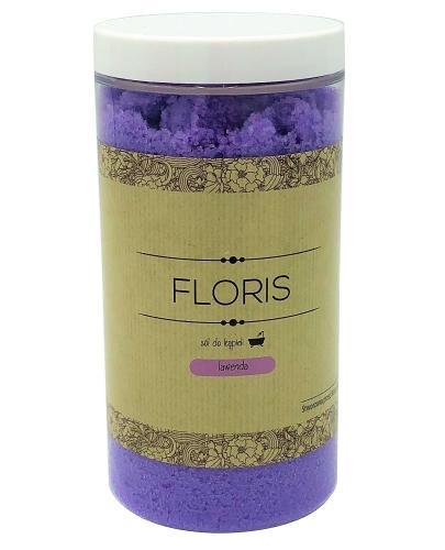 Sól Bocheńska Floris lawenda 600 g