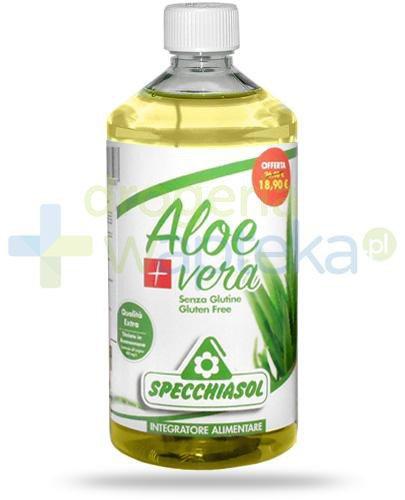 Specchiasol Aloe Vera stabilizowany sok z aloesu 1000 ml