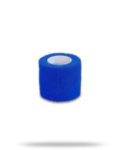 Stokban bandaż elastyczny samoprzylepny jasny niebieski 5cm x 4,5m