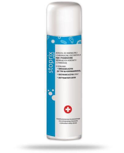 Stoprix Aerozol do dezynfekcji rąk oraz powierzchni 150 ml