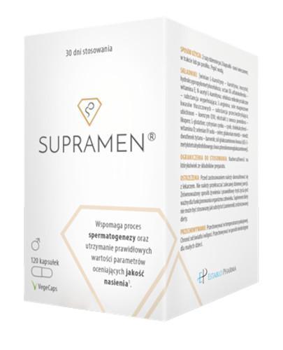 SupraMen 120 kapsułek