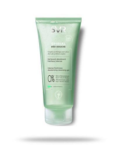 SVR Spirial Deo-Douche żel pod prysznic 200 ml [KUP 2 produkty marki SVR = kosmetyczka GR...