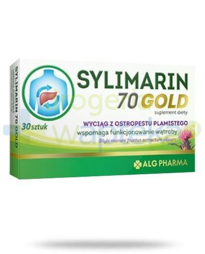 Alg Pharma Sylimarin 70 Gold 30 tabletek