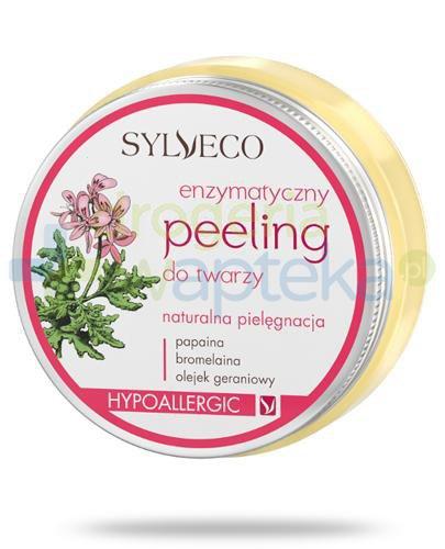 Sylveco enzymatyczy peeling do twarzy 75 ml