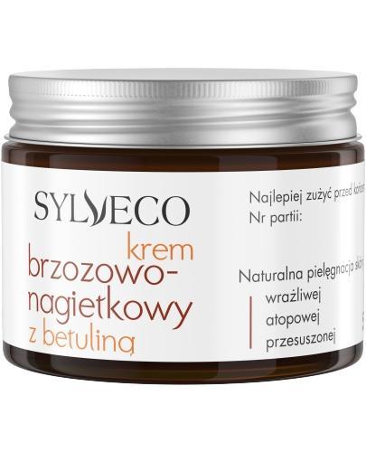 Sylveco krem brzozowo-nagietkowy z betuliną 50 ml