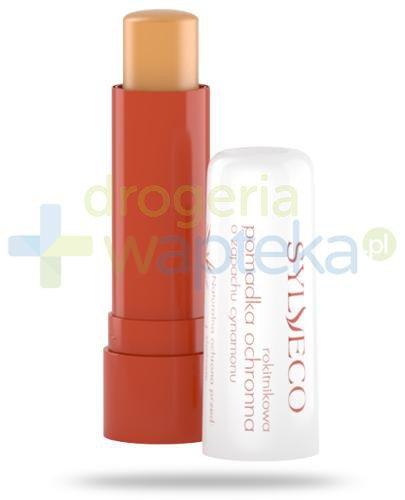 Sylveco rokitnikowa pomadka ochronna o zapachu cynamonu z betuliną 4,6 g