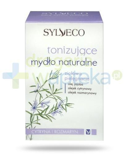 Sylveco tonizujące mydło naturalne cytrna i rozmaryn 110 g
