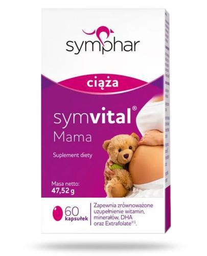 SymVital Mama 60 kapsułek