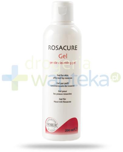 Synchroline Rosacure Gentle cleansing żel do czyszczenia skóry twarzy 200 ml