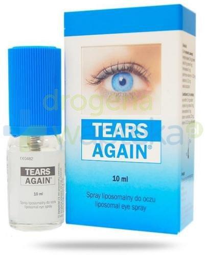 Tears Again spray do oczu 10 ml