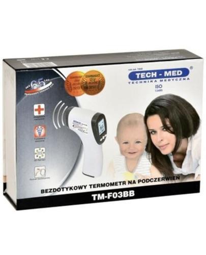 Tech-Med TM F03BB termometr bezdotykowy 1 sztuka