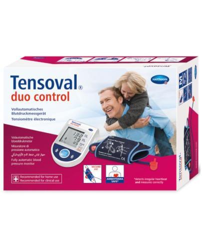 Tensoval Duo Control ciśnieniomierz automatyczny naramienny 1 sztuka + mankiet rozmiar M 22-32cm 1 sztuka