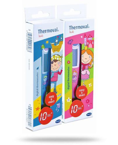 Thermoval Kids termometr elektroniczny 1 sztuka