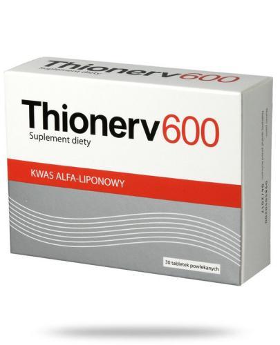 Thionerv 600 mg 30 tabletek