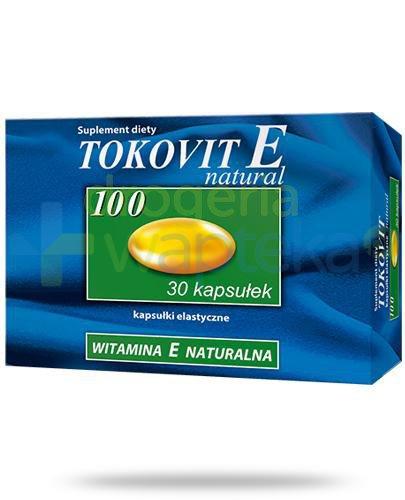 TokoVit E Natural 100 30 kapsułek