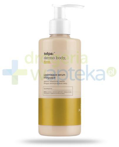 Tołpa Dermo Body Firm ujędrniające serum liftingujące 250 ml  whited-out