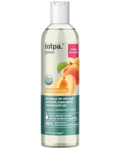 Tołpa Green Regeneracja szampon do włosów suchych, matowych i puszących się 300 ml