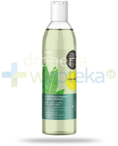 Tołpa Green Szampon normalizujący do włosów tłustych 200 ml