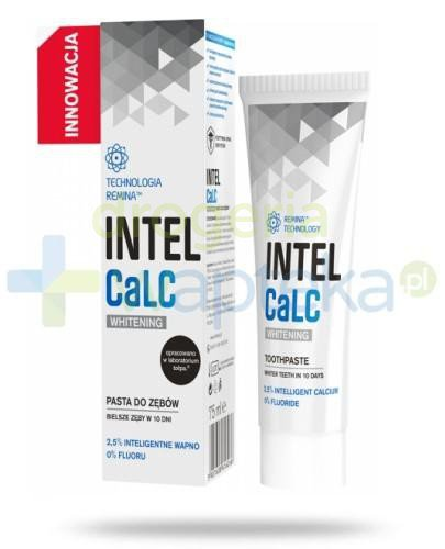 Tołpa Intelcalc whitening pasta do zębów 75 ml
